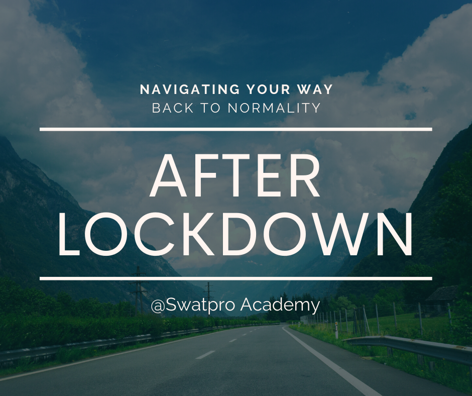 Navigating your way back to normality – with Swatpro Academy's help
